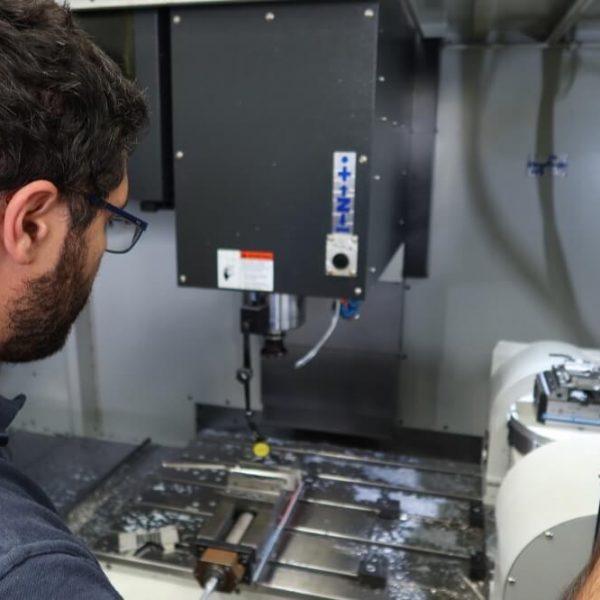 5 axis machining company uk