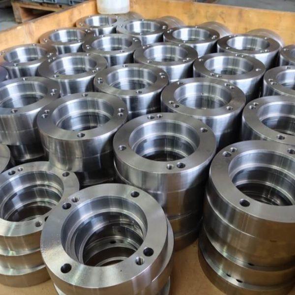 CNC Machining of Steels, Titanium, Hastelloy, Inconel & Exotic Materials
