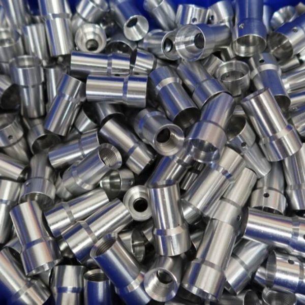 CNC machining of Aluminium, Titanium & Exotic Materials