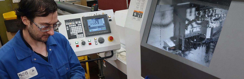 sliding head CNC machining of turned parts Norfolk