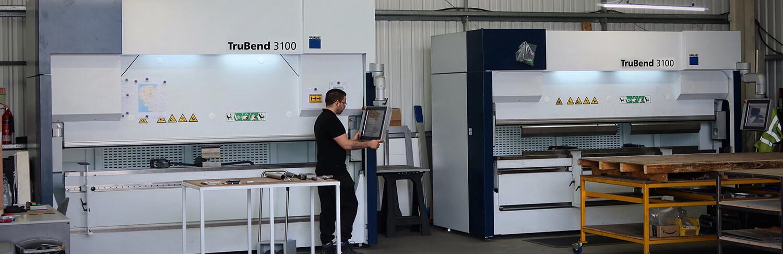 CNC Metal Folding & Forming Norfolk